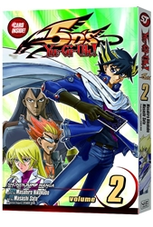 Picture of Yu-Gi-Oh! 5Ds Vol 02 SC