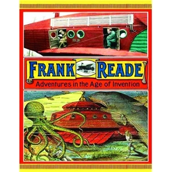 Picture of Frank Reade Adventures in the Age of Invention HC