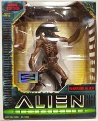 Picture of Alien vs Predator Alien Warrior Alien Resurrection Figure
