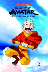 Picture of Avatar the Last Airbender Film Comic Vol 02 SC