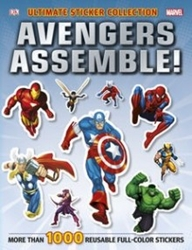 Picture of Avengers Assemble Ultimate Sticker Collection