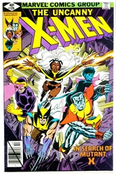 Picture of X-Men #126