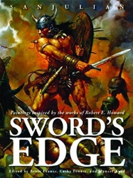 Picture of Swords Edge: Paintings Inspired by the works of Robert E. Howard