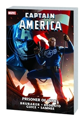 Picture of Captain America Prisoner of War SC