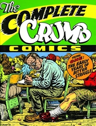 Picture of Complete Crumb Vol 01 SC Early Years of Bitter Struggle