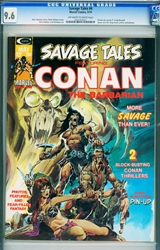 Picture of Savage Tales #4