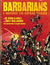 Picture of Barbarians Handbook for Aspiring Savages SC