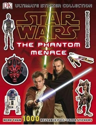 Picture of Star Wars Phantom Menace Ultimate Sticker Collection
