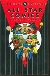 Picture of All-Star Comics Archives Vol 03 HC