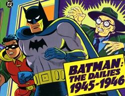 Picture of Batman Dailies 1945-1946 SC
