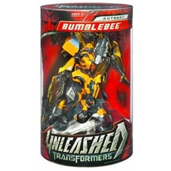 Picture of Transformers Unleashed Bumblebee Figure