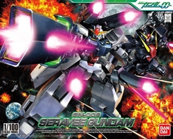 Picture of Gundam 00 Seravee Gundam GN-008 1/100 Scale Model Kit