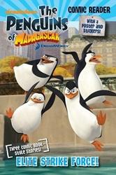 Picture of Penguins of Madagascar Elite Strike Force Comic Reader