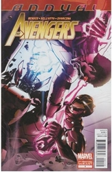 Picture of Avengers (2010) Annual #1 2nd Print