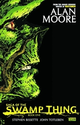 Picture of Saga of the Swamp Thing TP Book 01 (Mr)