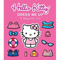 Picture of Hello Kitty Dress Me Up Magnetic Kit