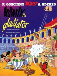 Picture of Asterix GN VOL 04 Asterix the Gladiator