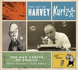 Picture of Art of Harvey Kurtzman HC