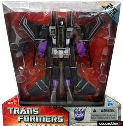 Picture of Transformers Universe Masterpiece Skywarp Action Figure