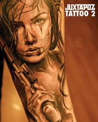 Picture of Juxtapoz Tattoo 2 HC