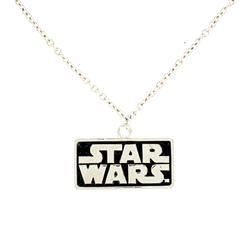 Picture of Star Wars Logo Necklace & Pendant