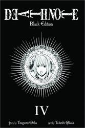 Picture of Death Note Vol 04 SC Black Edition