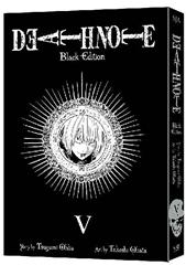 Picture of Death Note Vol 05 SC Black Edition