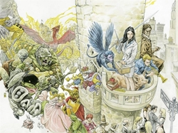 Picture of Fables TP VOL 01 Legends In Exile New Edition (Mr)