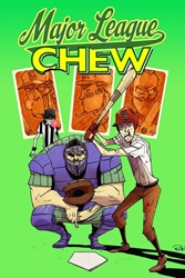 Picture of Chew Vol 05 SC Major League Chew