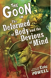 Picture of Goon (2003) Vol 11 SC Deformed Body and Devious Mind