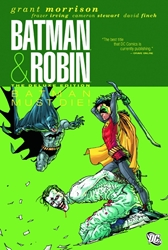 Picture of Batman and Robin Vol 03 SC Batman and Robin Must Die