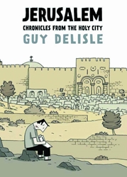 Picture of Jerusalem Chronicles From the Holy City HC (Mr)