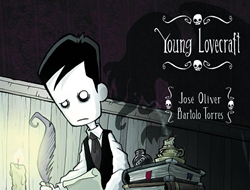 Picture of Young Lovecraft GN VOL 02
