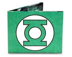 Picture of Green Lantern Symbol Mighty Wallet