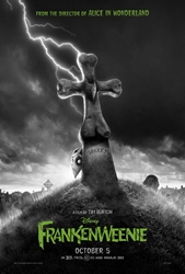 Picture of Frankenweenie Movie 1-Sheet