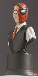 Picture of Peter Parker Spider-Man Bust