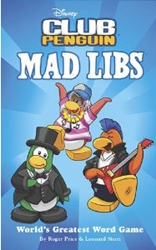 Picture of Club Penguin Mad Libs