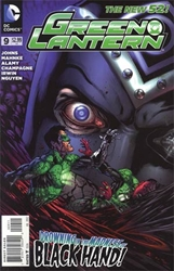 Picture of Green Lantern (2011) #9