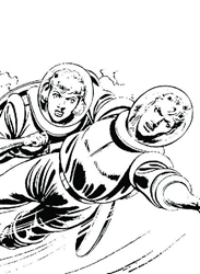 Picture of Mac Raboy's Flash Gordon Vol 03 SC