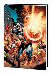 Picture of Captain America by Ed Brubaker Vol 02 HC
