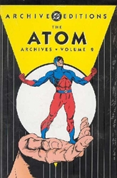 Picture of Atom Archives HC VOL 02