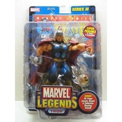 Picture of Marvel Legends Series 3 Thor Action Figure