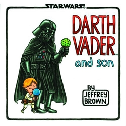 Picture of Darth Vader and Son HC