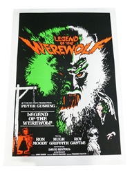 Picture of Legend of the Werewolf Original 1-Sheet