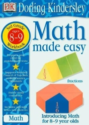 Picture of Math Made Easy: 3rd Grade Workbook