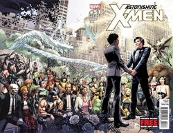 Picture of Astonishing X-Men (2004) #51