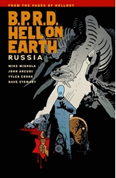 Picture of BPRD Hell On Earth TP VOL 03 Russia