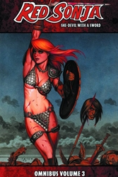 Picture of Red Sonja Omnibus Vol 03 SC