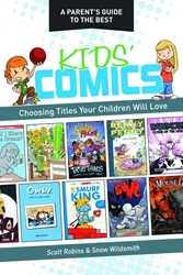 Picture of Parents Guide to Best Kids Comics Choosing Titles Children Love SC