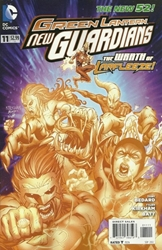 Picture of Green Lantern New Guardians #11